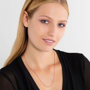 Thomas Sabo Veneziz Gold Plated Necklace KE1106-413-12