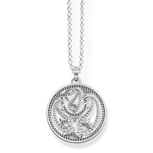 Thomas Sabo Paisley Design Necklace