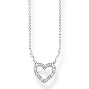Thomas Sabo Glam and Soul Heart Necklace