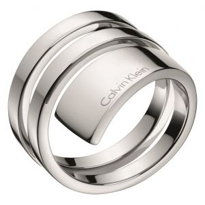 Calvin Klein Beyond Stainless Steel Ring