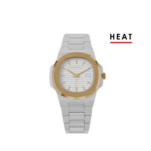 Kamawatch Vintage Pegaso Watch - White / Dark