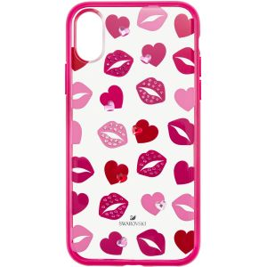 Swarovski Lovely Smartphone Case With Integrated Bumper iPhone® X/XS, Pink