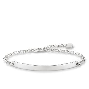 Thomas Sabo Classic Silver Love Bridge Bracelet