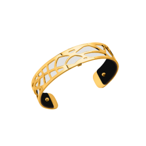 Les Georgettes Fougere 14mm Gold Finish Bangle