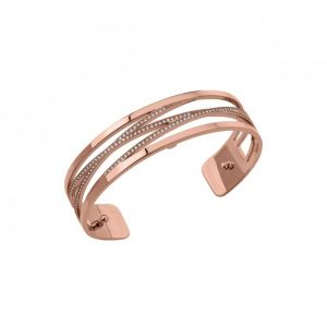 Les Georgettes Perroquet 14mm Rose Gold Finish Bangle 70299464000000
