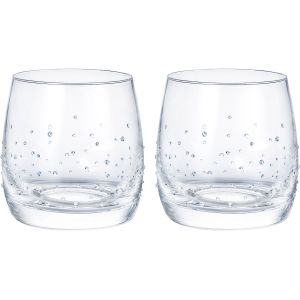 Swarovski Crystal Light Tumblers - Set of 2