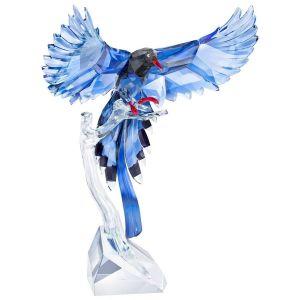 Swarovski Crystal Taiwan Blue Magpie