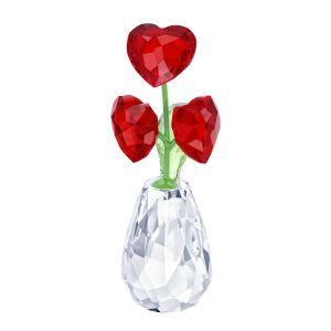 Swarovski Crystal Flower Dreams - Hearts