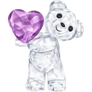 Swarovski Crystal Kris Bear - Take My Heart
