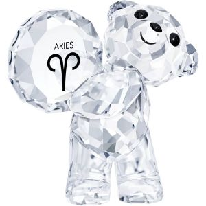 Swarovski Crystal Kris Bear - Aries