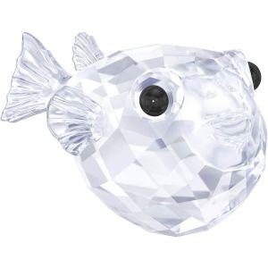 Swarovski Crystal Blowfish