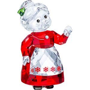 Swarovski Crystal Mrs. Claus