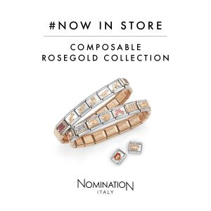 Nomination Rose Gold Collection