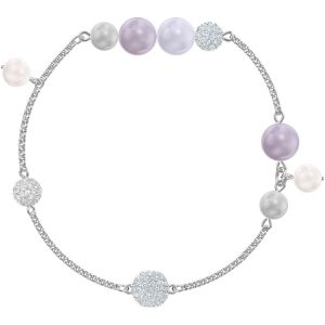 Swarovski Remix Collection Pearl Strand, Multi-coloured, Rhodium Plating