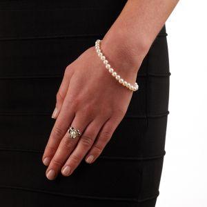 Jersey Pearl 5.0-5.5mm Classic Freshwater Pearl Bracelet