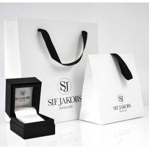 Sif Jakobs Valiano Due Necklace SJ-C1052-XCZ(YG)