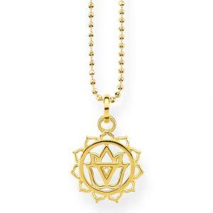 Thomas Sabo 'Solar Plexus Chakra' Necklace