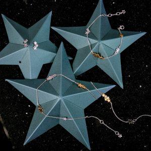Kit Heath Stargazer Galaxy Stud Earrings