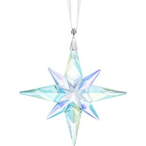 Swarovski Crystal Star Ornament, Small