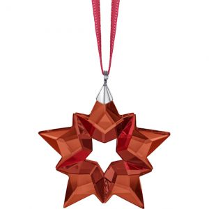 Swarovski Crystal Holiday Ornament, Small