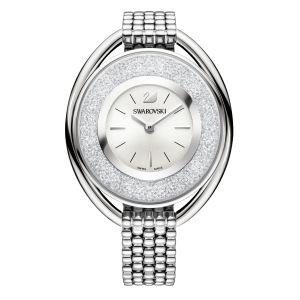 Swarovski_Crystalline_Oval_Silver_Metal_Watch