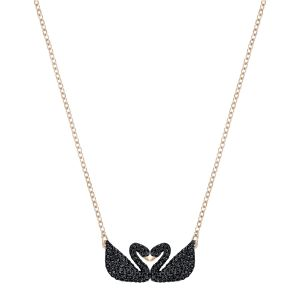 Swarovski_Iconic_Swan_Couple_Pendant_Black_and_Rose_5296468