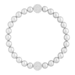 Swarovski_Remix_Bracelet_Grey_Pearl