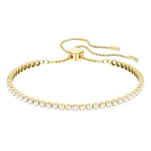 Swarovski Subtle Bracelet Gold Single