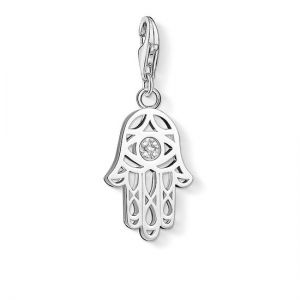 Thomas Sabo Hand of Fatima Charm, Item DC0030-725-14