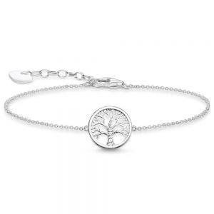 Thomas Sabo Silver 'Tree of Love' Bracelet