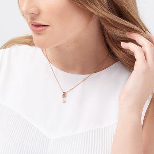 Jersey Pearl VIVA Pendant, Rose-Gold