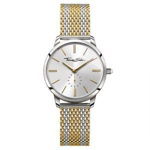 Thomas Sabo Women's Glam Spirit Watch, Mesh Bico Gold