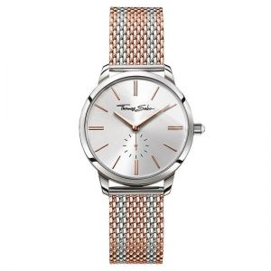 Thomas Sabo Women's Glam Spirit Watch, Mesh Bico Rose