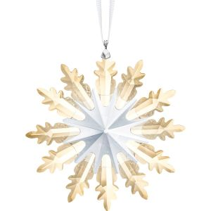 Swarovski Crystal Winter Star Ornament