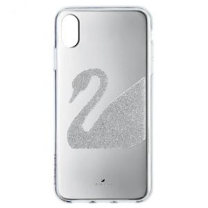 Swarovski Swan Smartphone Case iPhone® XR, Grey