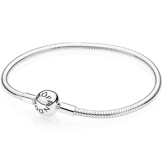 Pandora Moments Snake Chain Bracelet 590728