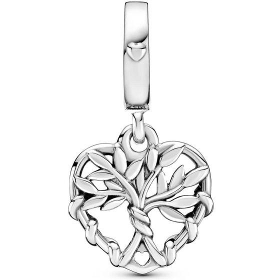 Pandora Heart Family Tree Dangle Charm 799149C00