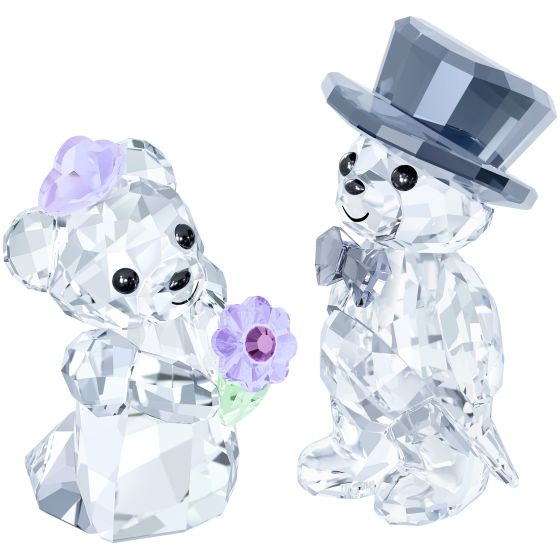 Swarovski Crystal Kris Bear 'You & I' 1096736