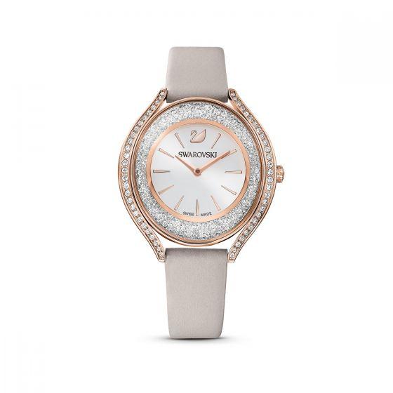 Swarovski Crystalline Aura Ladies Watch Gray 5519450