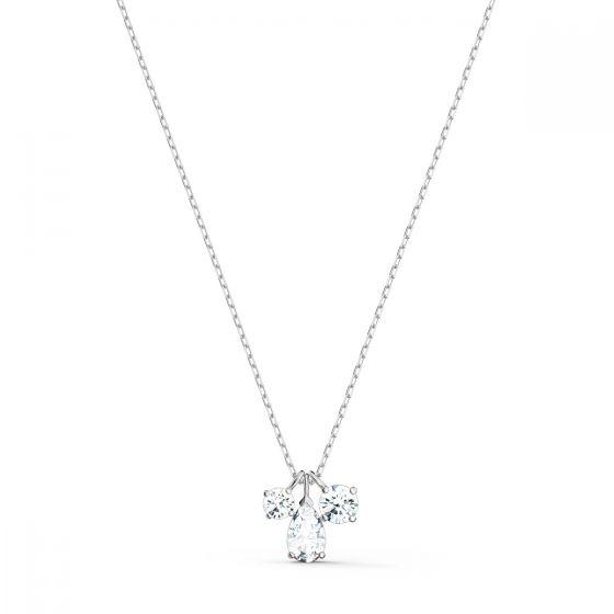 Swarovski Attract Cluster Pendant Necklace 5571077