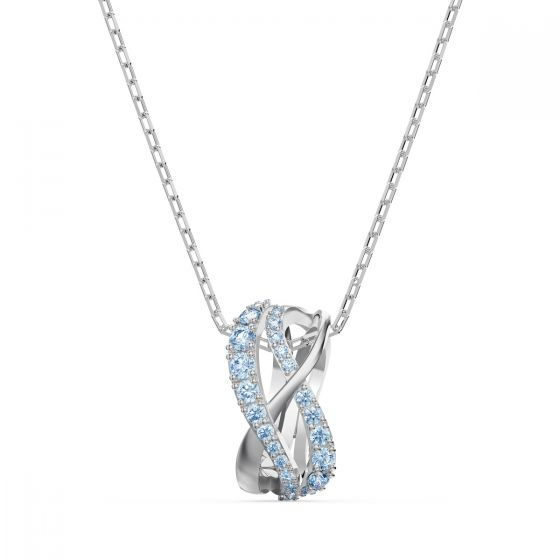 Swarovski Anniversary Twist Pendant Necklace 5582806