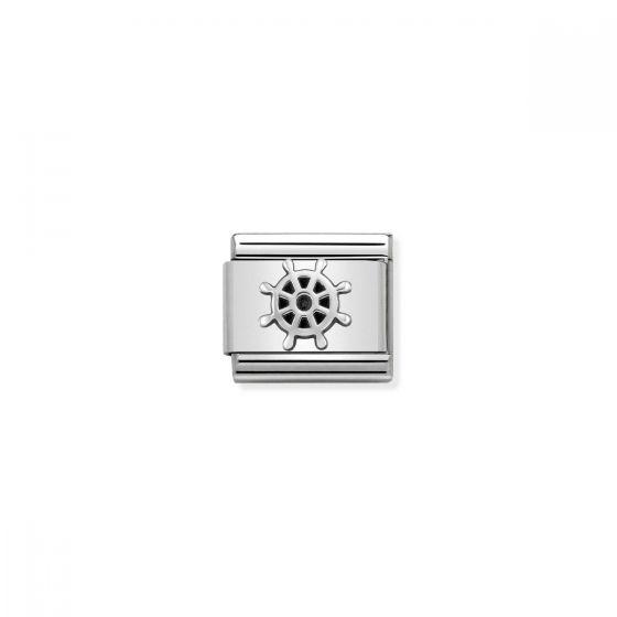 Nomination Classic Boat Wheel Charm - 330101/26