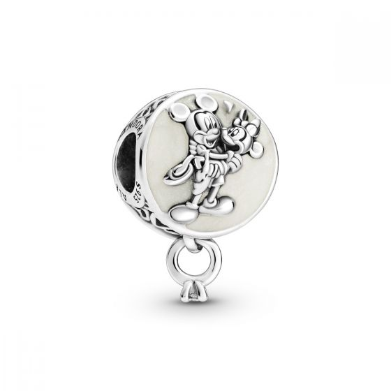 Pandora Disney Mickey Mouse and Minnie Mouse Eternal Love Charm 799395C01