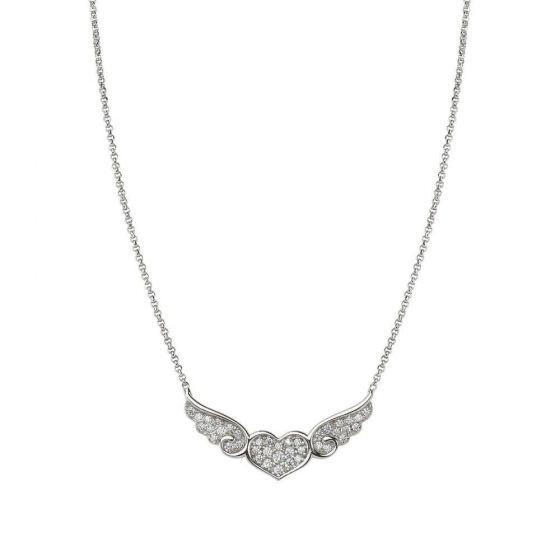 Nomination Angel silver necklace - 145383_010