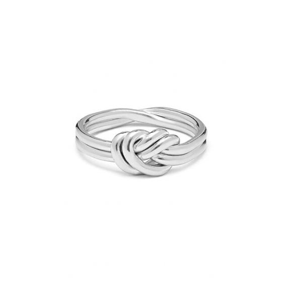 Annie Haak Lover's Knot Ring - Silver
