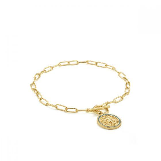 Ania Haie Emperor T-bar Bracelet B020-05G