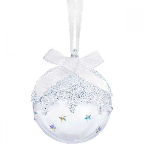 Swarovski Crystal Christmas Ball Ornament, Small 5464884