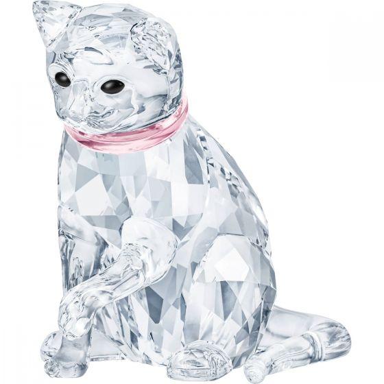 Swarovski Crystal Cat Mother 5465836