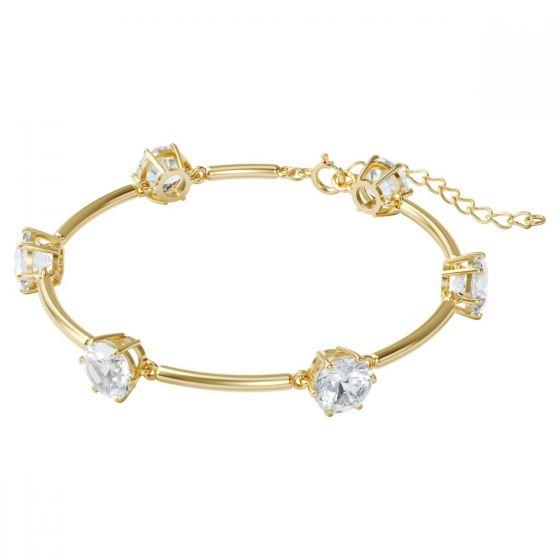 Swarovski Constella Bracelet - Gold Tone Plated - 5600487
