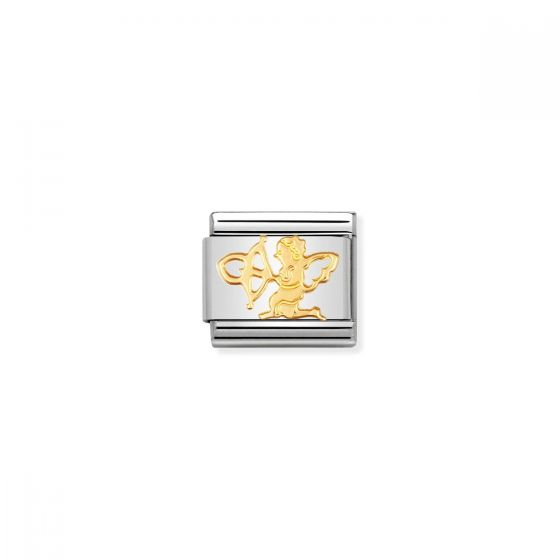 Nomination Classic Cupid Charm - 18k Gold - 030116/07